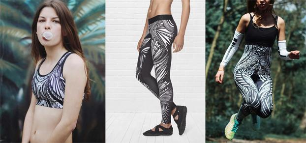 Crisis de Nike por el diseño de tatuajes samoanos