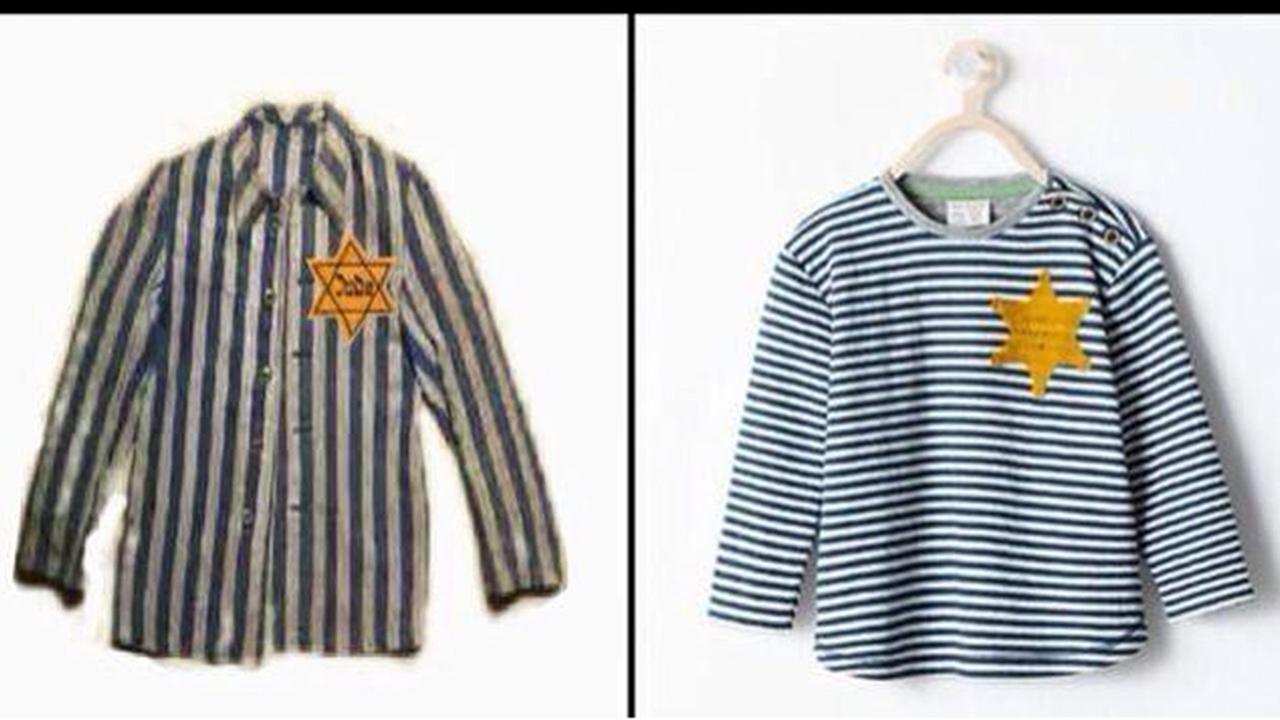 Imagen del producto de Zara que originó la crisis