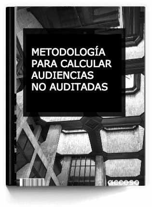 Cálculo de audiencias no auditadas
