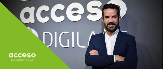 Acceso refuerza su equipo de Intelligence con la incorporación de Carlos Alonso