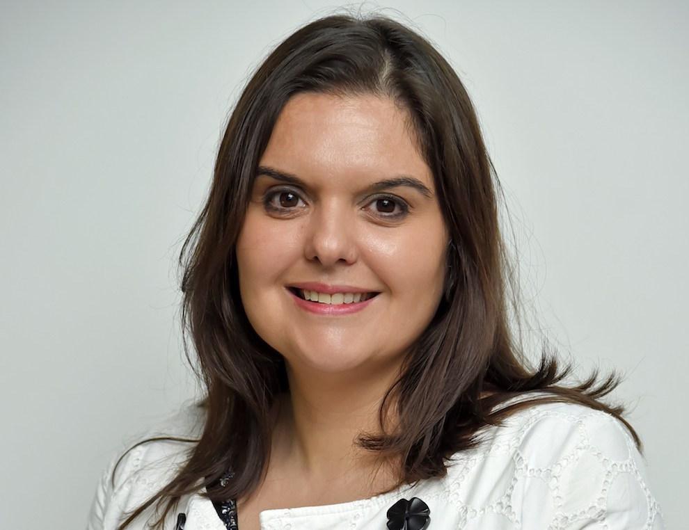 Olga Blanco. Foto extraída Criptonoticias