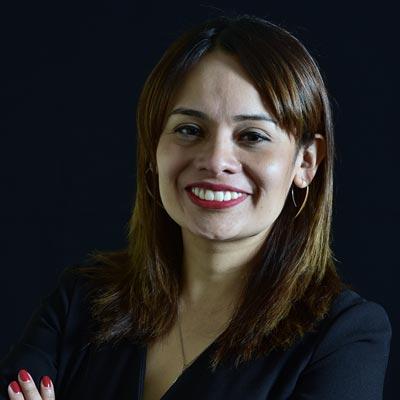 Anabel Zetina Piedra, Directora de ventas Globales